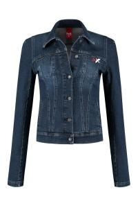 Only M Jacket - Indigo Blue