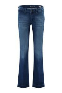Mavi Jeans Nina - Mid Sateen Uptown