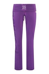 Panzeri Gym tall sports pants violet