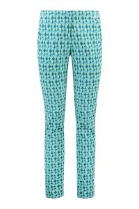 Corel Trousers Evie - Green Check