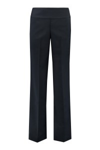 Corel Trousers - Lily Wool Navy