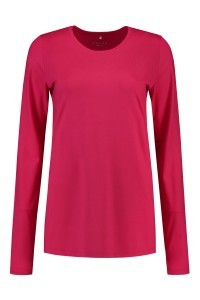 Modee - Shirt Soy fuchsia, extra tall t-shirt