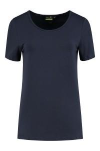 Sequoia - Basic top short sleeve navy