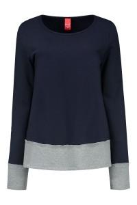 Only M - Sweater Felpa Navy