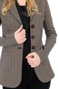 Only M Blazer - Redford Scale Beige