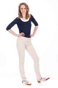 Mavi Jeans Sophie - Almond Sateen