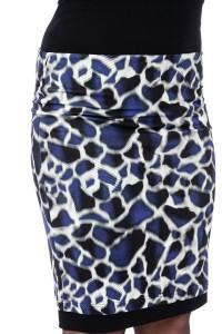 rico - Skirt Coco Blue Animal