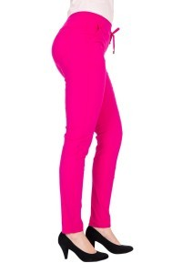 Only M Trousers - Sensitive Fuchsia