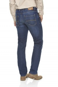Gardeur Jeans Batu - Dark Denim Used
