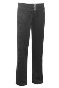 Panzeri Gym tall sports pants black