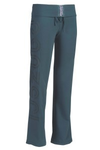 Panzeri Gym tall sports pants dark grey