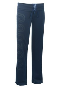 Panzeri Gym tall sports pants navy