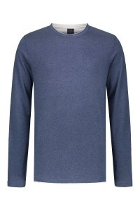 Kitaro Sweater - Basic blauw
