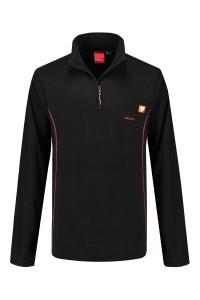North 56˚4 Sport Fleece Sweater - Zwart