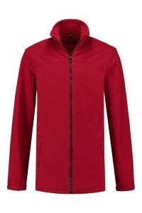 Brigg Fleece Vest - Red