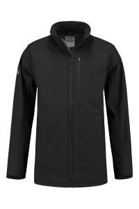 Brigg Softshell Jacket - Black