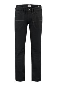 """Mavi Jeans Logan - Black - 38"""" & 40"""" inside leg"""