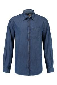 Replika Jeans Shirt Printed Denim