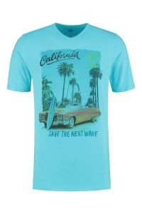 Kitaro T-Shirt - California
