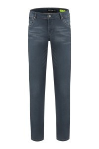 Cars Jeans Henlow - Coated Grey Blue
