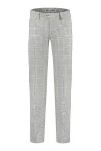 MAC Jeans - Lennox Metal Grey Checkered