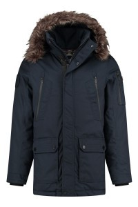 Redpoint Winter Jacket Eddy - Dark Blue
