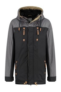Brigg Winter Coat - Bicolor
