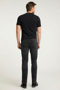 Mustang Jeans Oregon Straight - Charcoal