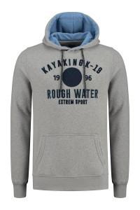 Kitaro Capuchontrui - Kayaking grijs