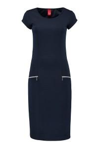 Only M Dress - Tessa Navy