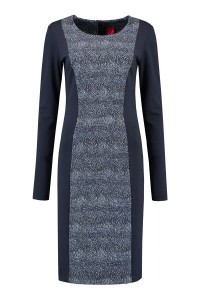 Only M Dress - Riflesso Blue