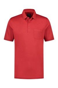 Kitaro Poloshirt - Basic Red