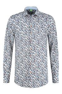 Ledûb Modern Fit Shirt - Jungle