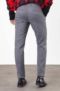 MAC Jeans - Lennox Grey Herringbone