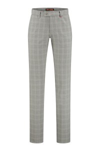 MAC Jeans - Lennox Silver Grey Checkered