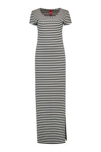 Only M Maxi Dress - Righe