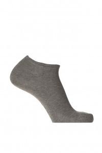 Bonnie Doon Ankle Sock - Light Grey