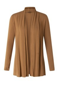 Yest Cardigan - Yessica New Brown