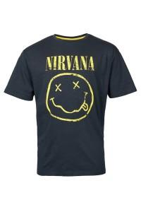 Replika Jeans T-Shirt - Nirvana