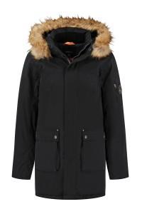 North 56˚4 - Winter Coat Parka Black