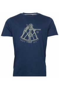 North 56˚4 T-Shirt - Navigator Navy