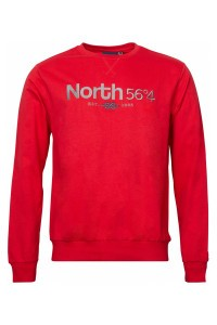 North 56˚4 Sweater - Knot Red