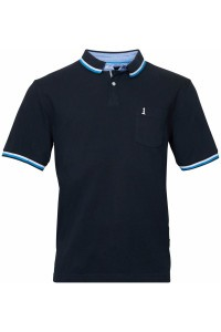 North 56˚4 Polo Shirt - Lighthouse Black