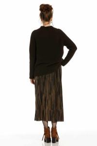 Only M - Skirt Bronzo