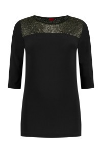Only M - Top Snooze Sequin