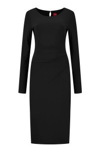 Only M - Dress Snooze Crease black