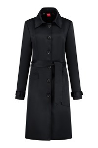 Only M Trenchcoat - Dolce Nero