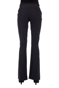 Only M Trousers - Sensitive Bootcut Black