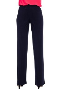Only M Trousers - Snooze Wide Navy