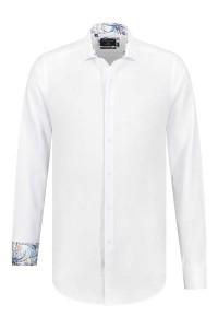 Corrino Shirt - Oxford White